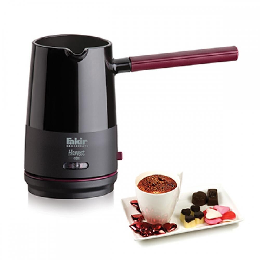Harvest Türk Kahve Makinesi Siyah