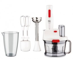- Mr Chef Quadro Blender Set Krem