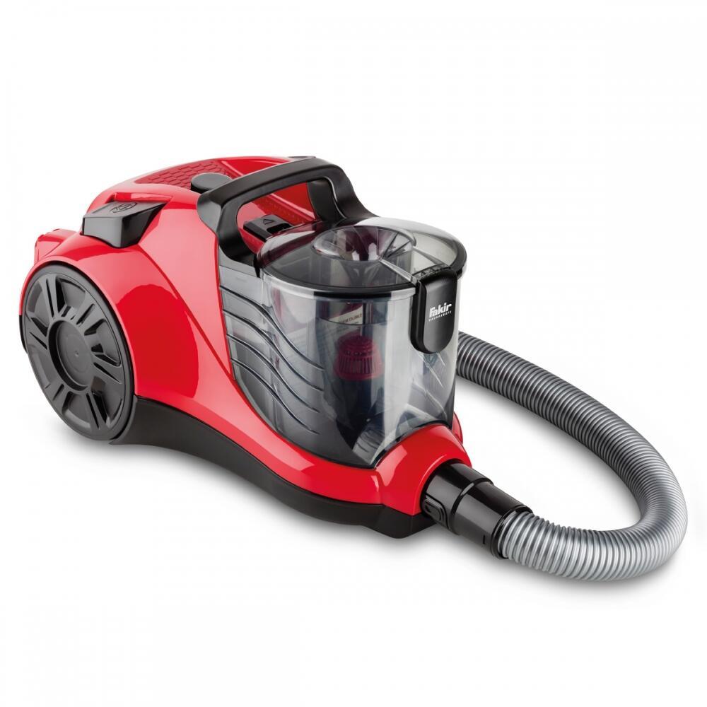 Range Elektronik Toz Torbasız Kuru Vakum Süpürgesi Kırmızı