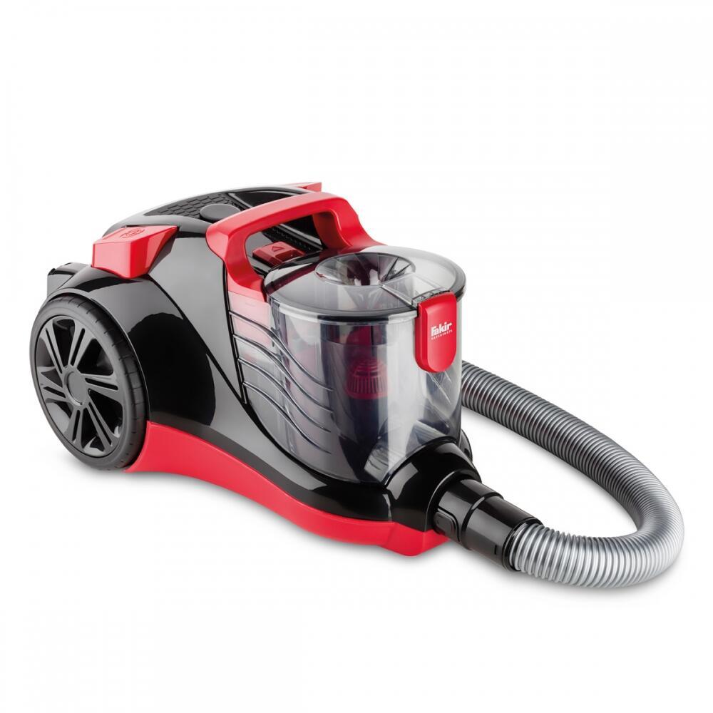 Range Elektronik Turbo Toz Torbasız Kuru Vakum Süpürgesi Siyah
