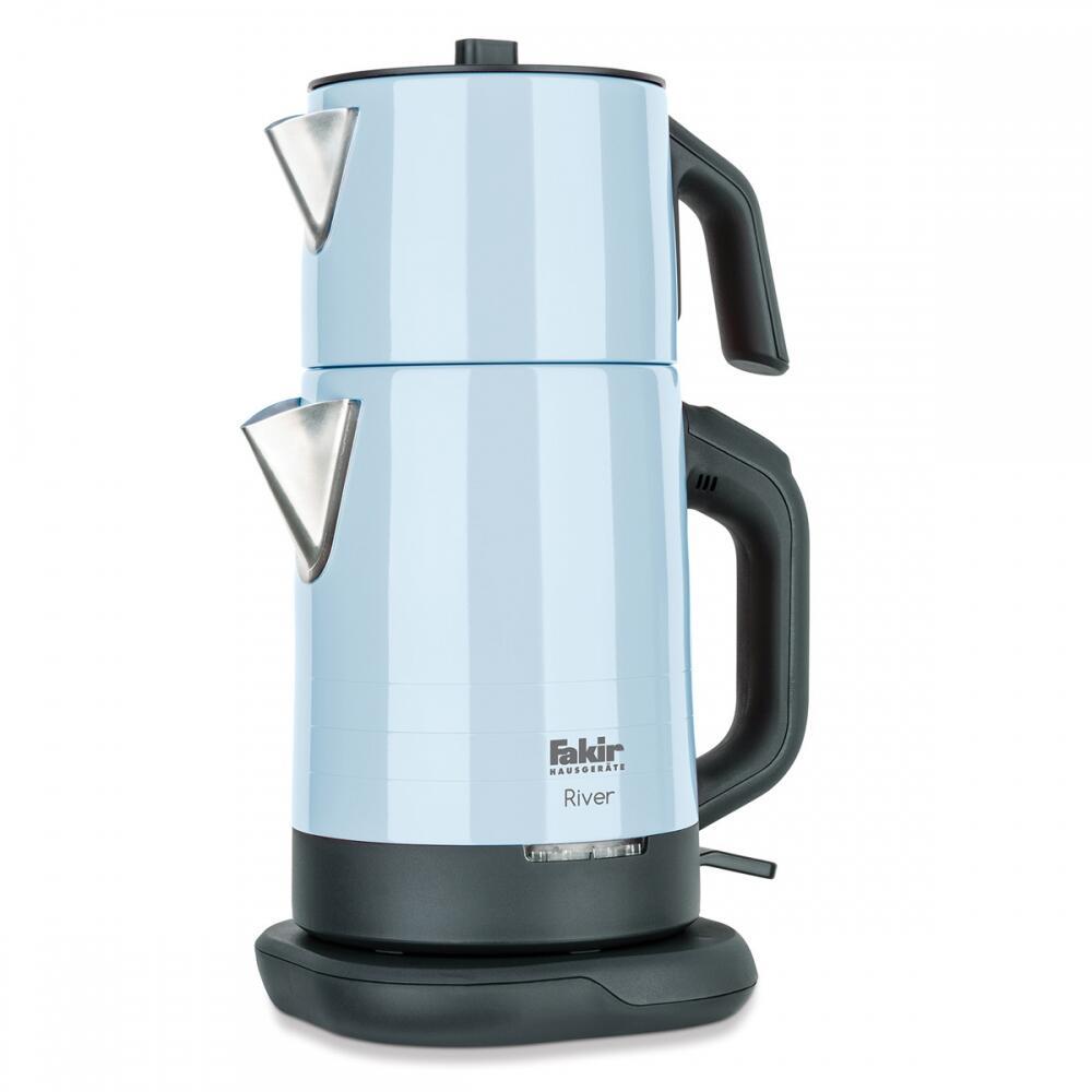 River Çay Makinesi Buz Mavisi
