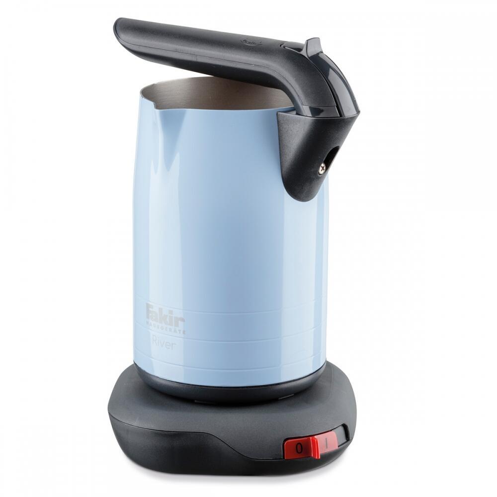 River Katlanabilir Türk Kahve Makinesi Buz Mavisi