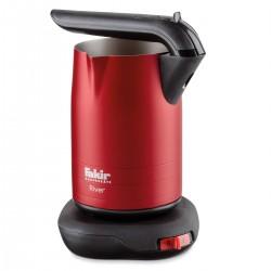 - River Katlanabilir Türk Kahve Makinesi Kırmızı