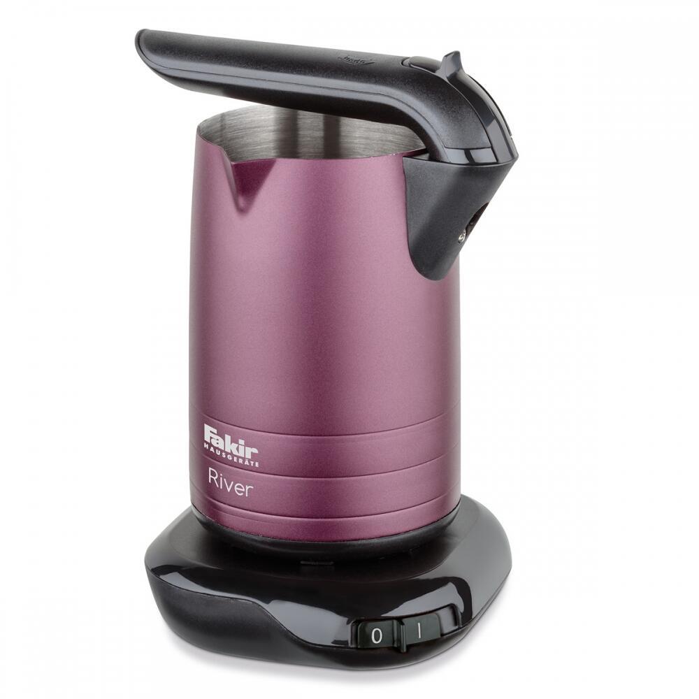 River Katlanabilir Türk Kahve Makinesi Violet