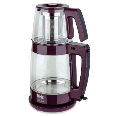 - Shaye Cam Çay Makinesi Violet