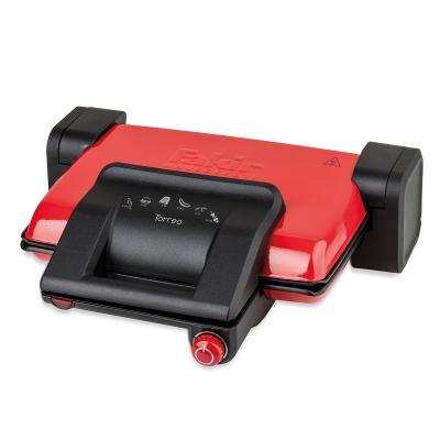 - Torreo Izgara Ve Tost Makinesi Kırmızı