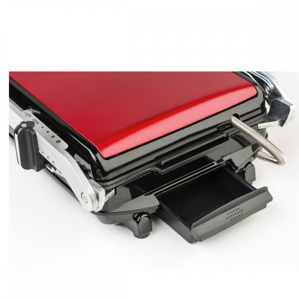 Valery Izgara & Tost Makinesi Kırmızı