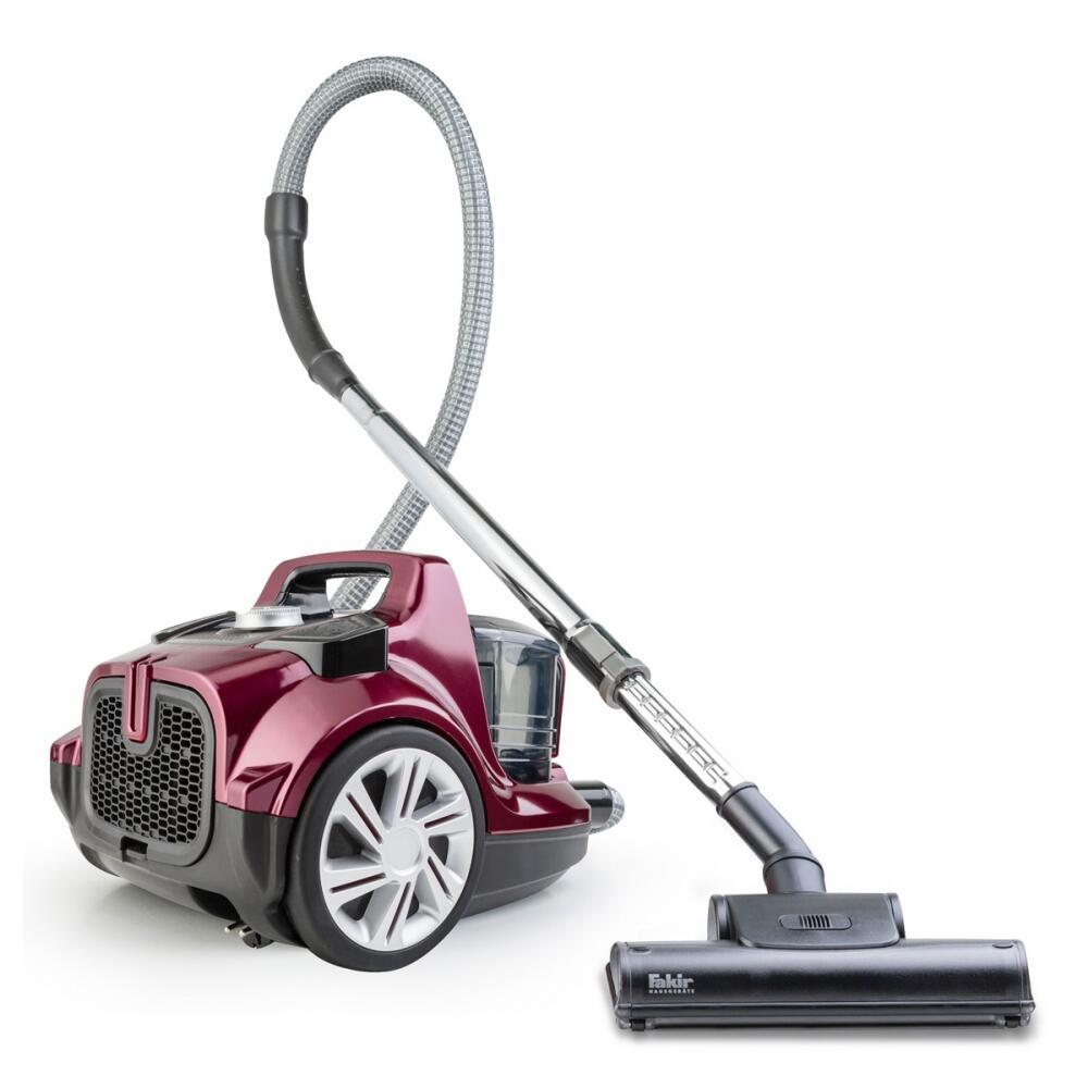Veyron Turbo Öko Toz Torbasız Kuru Vakum Süpürgesi Violet
