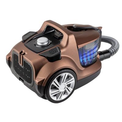 - Veyron Turbo XL Premium Toz Torbasız Kuru Vakum Süpürgesi Kahverengi