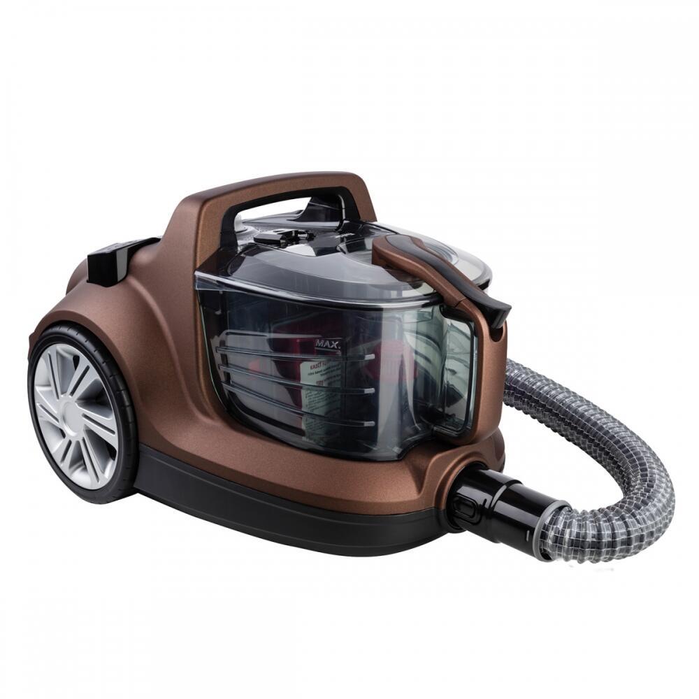 Veyron Turbo XL Toz Torbasız Süpürge Kahverengi