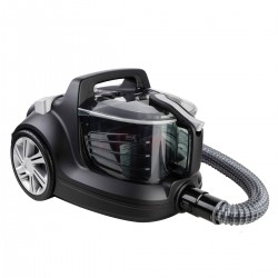 - Veyron Turbo XL Toz Torbasız Süpürge Siyah