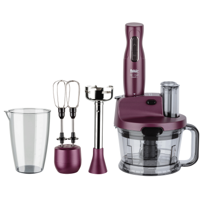 - Mr Chef Quadro Blender Set Violet